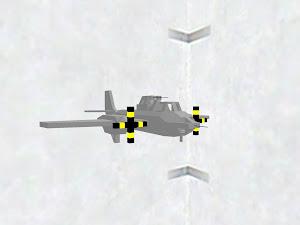 試作軽爆撃機