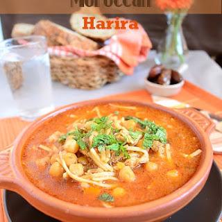 Moroccan Harira.