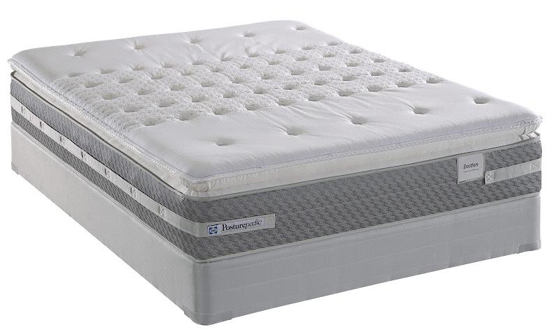 Photo: Sealy Posturepedic Pillow Top Mattress Set