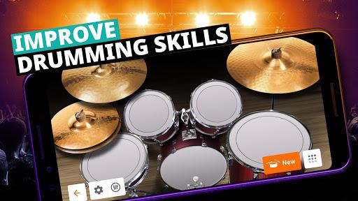 Drum Set Music Games & Drums Kit Simulator screenshot 2
