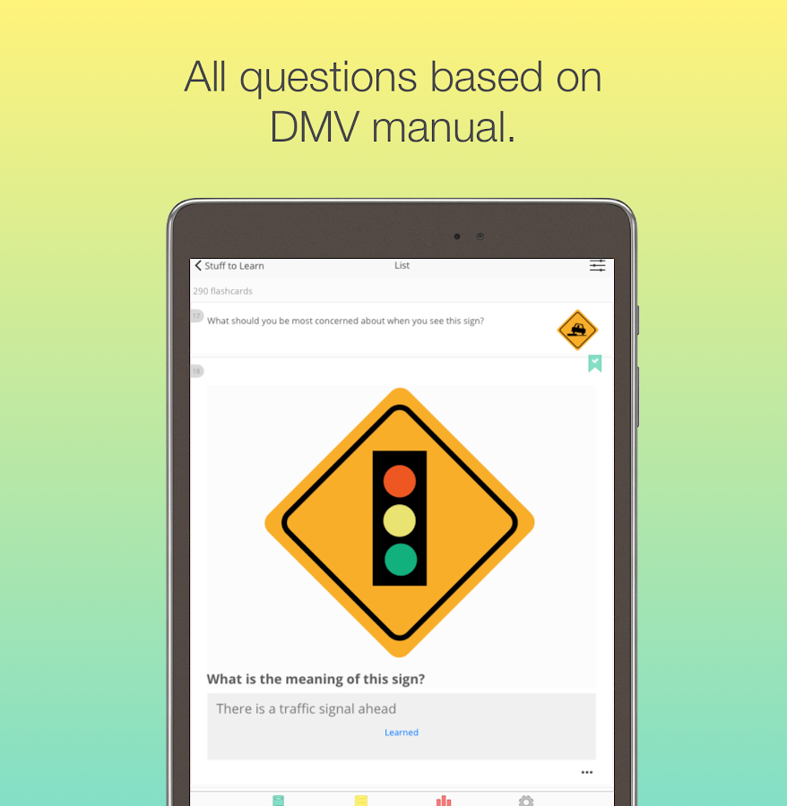 DRIVER START - Permit Test - Driver's License Test- screenshot