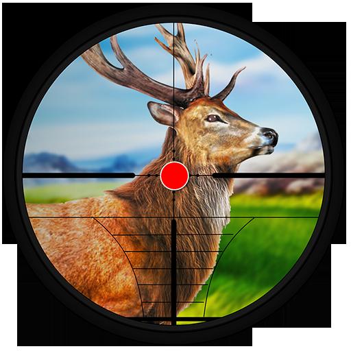 鹿狩りゲーム 動作 LOGO-玩APPs