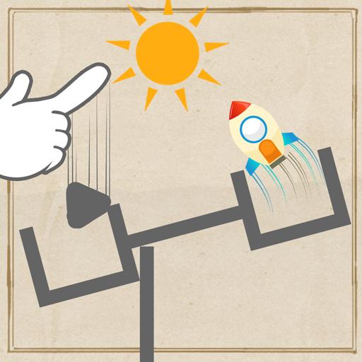 脳トレ物理パズルでIQの限界に挑め!無料脳トレゲームktkr 解謎 App LOGO-硬是要APP