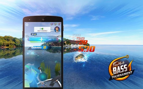 Fishing hook bass tournament android apps on google play for Fishing tournament app
