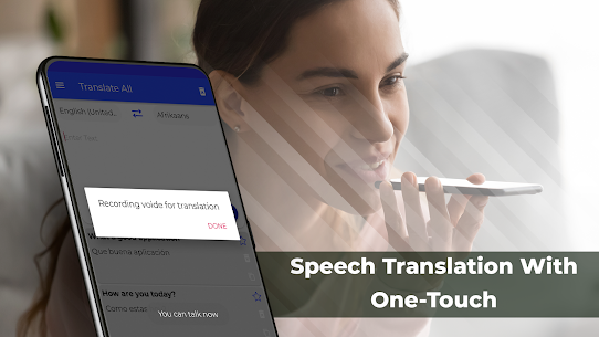 Translate: Camera Translator, Offline Translation 4