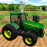 Green Farm Tractor Simulator 1.1 Apk