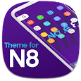 Theme for Note 8 Galaxy