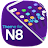 Theme for Note 8 Galaxy 1.4 Apk