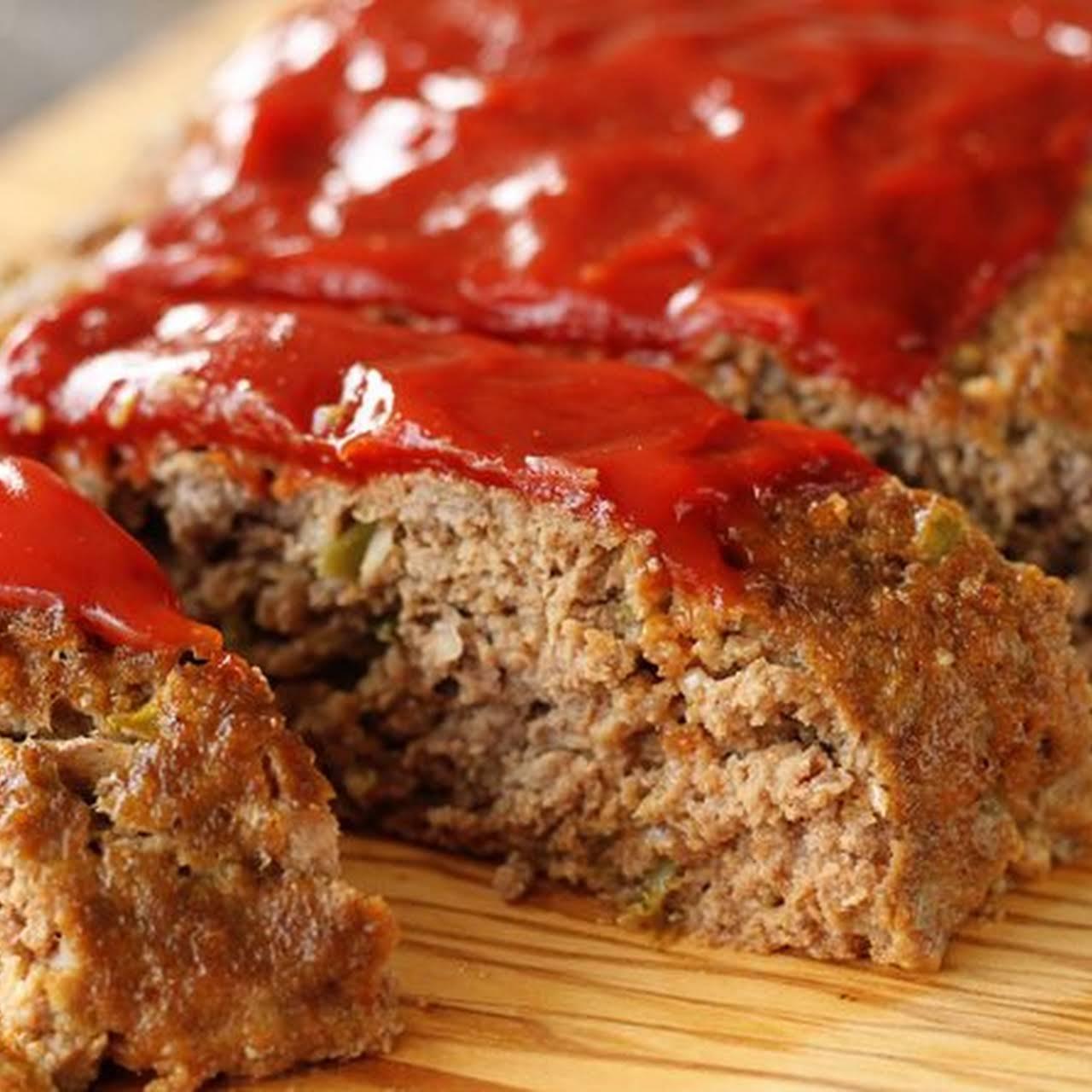 unexceptional Ingredient Meatloaf