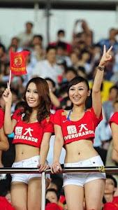 Guangzhou Football Wallpaper screenshot 2