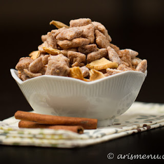 Apple Cinnamon Puppy Chow