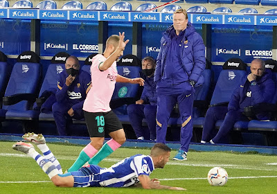 Ronald Koeman sait où se situe le problème principal du FC Barcelone