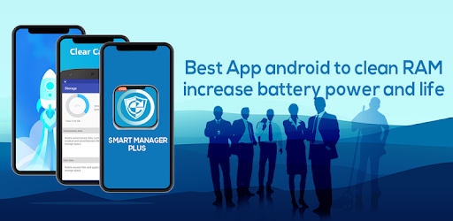 Smart Manager Plus : Saver Battery & Memory 2019 - Apps on