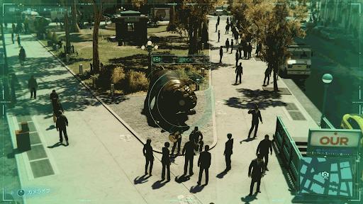 金融街⑦被写体