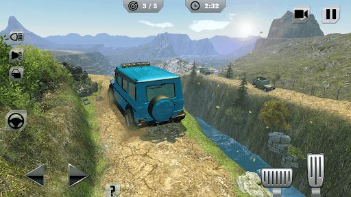 Off-Road Jeep Hill Climbing 4x4: Petualangan 3D 1.5 screenshots 8