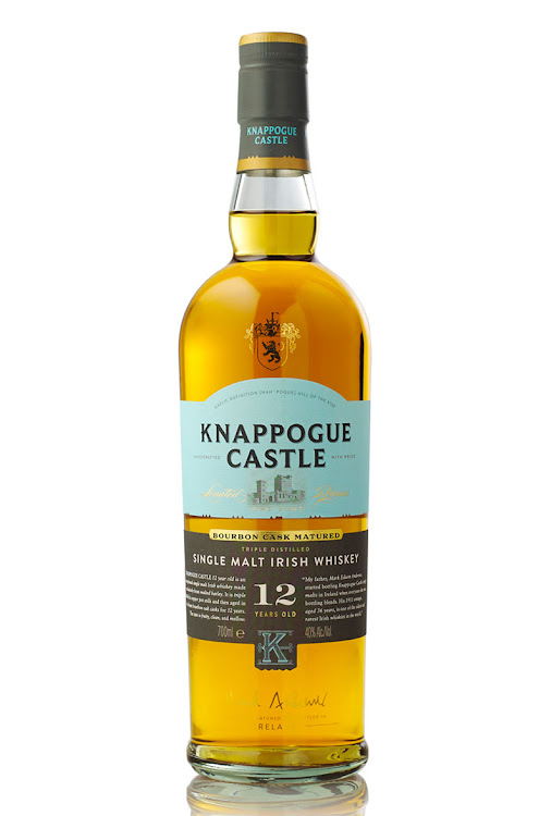 Logo for Knappogue Castle | 12yr