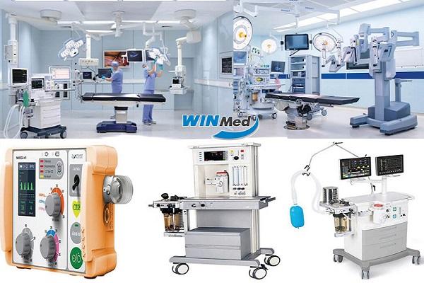 máy móc trang thiết bị nha khoa Winmed