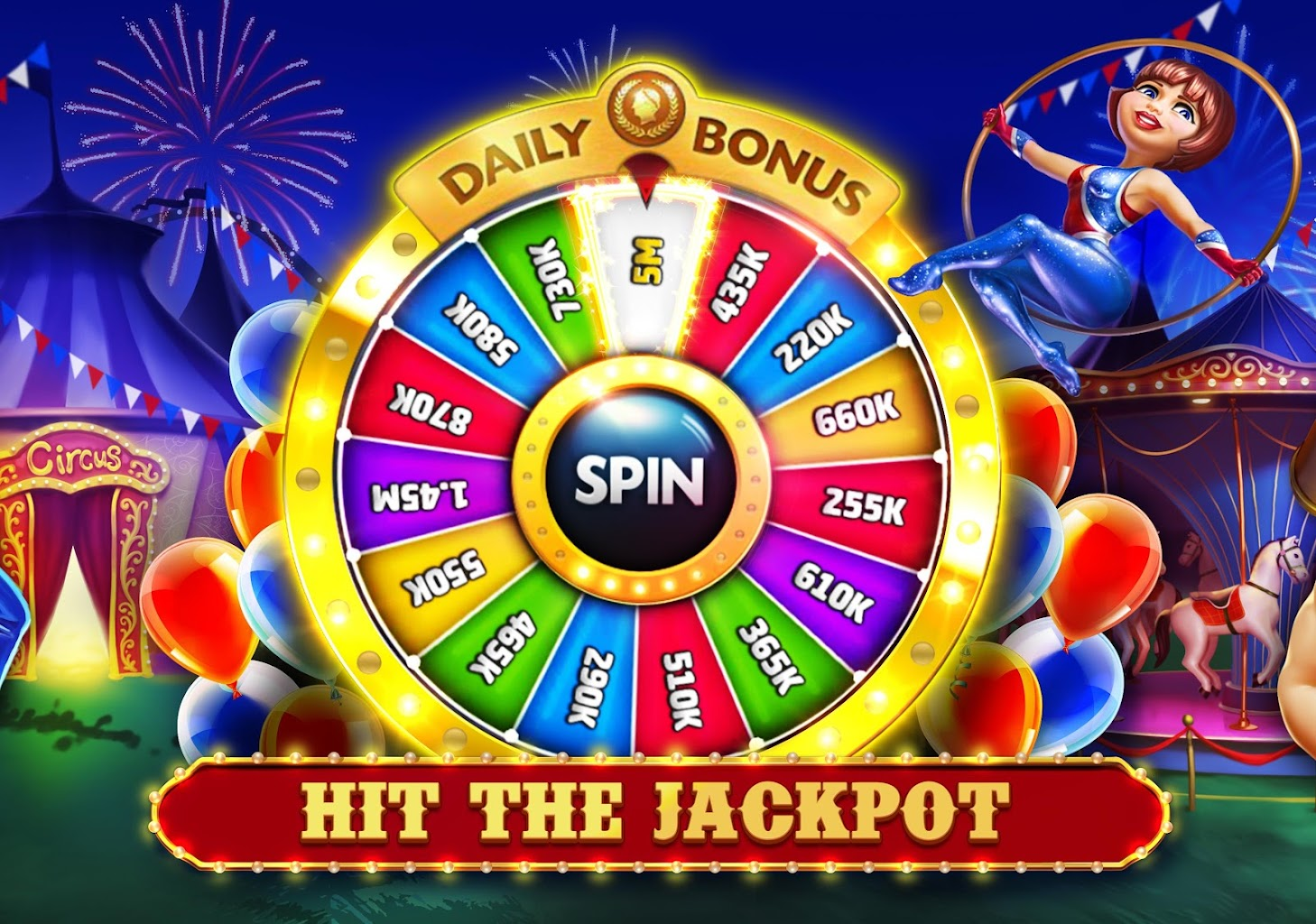 Enjoy Cashino Slots Here With No Download Needed