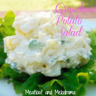 Grandma's Potato Salad.