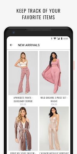 Fashion Nova 1.4 screenshots 3