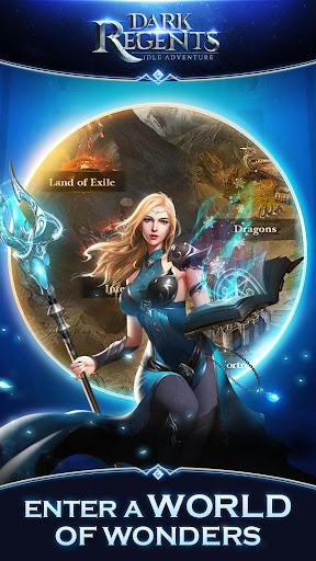 Dark Regents: Idle Adventure  captures d'écran 1