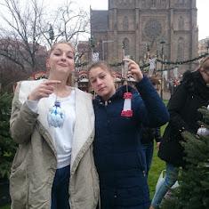 2017-11-30 Náš vánoční stromeček na náměstí Míru