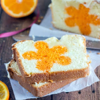 Surprise Inside Orange Bread.