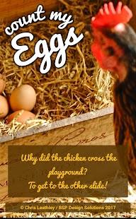Count My Eggs - náhled