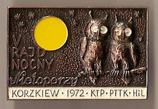 Photo: Poland, touristic, 1972