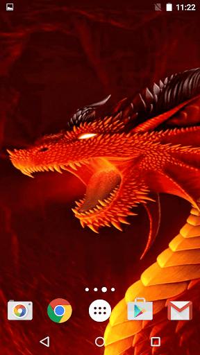 ドラゴン ライブ壁紙