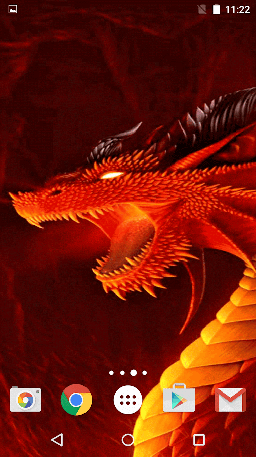 dragon live wallpaper android apps on google play