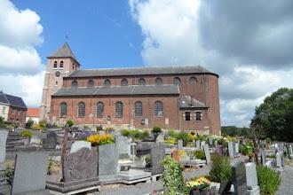 Photo: Sint-Britiuskerk à Etikhove