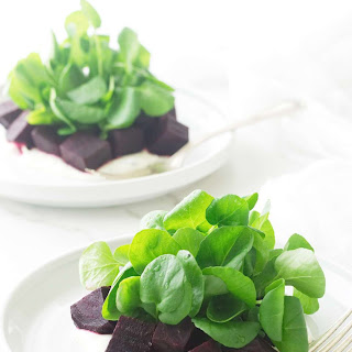 Watercress and Roasted Beet Salad Recipe