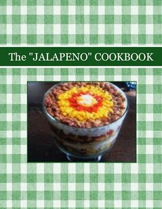 "The ""JALAPENO"" COOKBOOK"