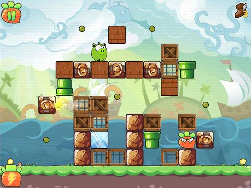 Télécharger Gratuit Hungry Piggy : Carrot mod apk screenshots 6