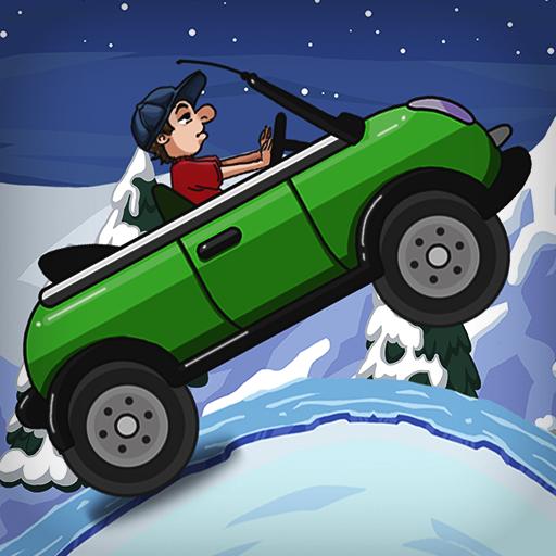 Snow Mountain Climb Racing 3D
