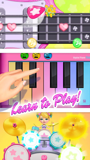 Sweet Baby Girl Pop Stars - Superstar Salon & Show  screenshots 4