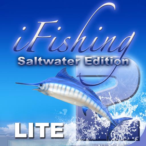i Fishing Saltwater 2 Lite 體育競技 App LOGO-硬是要APP