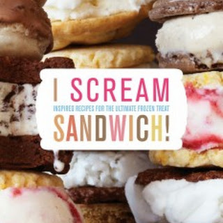 GOOD 'N' NUTTY ICE CREAM SANDWICHES