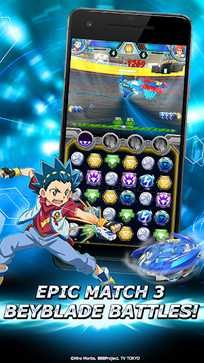 Beyblade Burst Rivals 1.2.2 screenshots 1