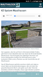 Mauthausen Audioguide- screenshot thumbnail