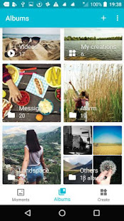 App Candy Gallery -Photo Edit,Video Editor,Pic Collage APK for Windows Phone