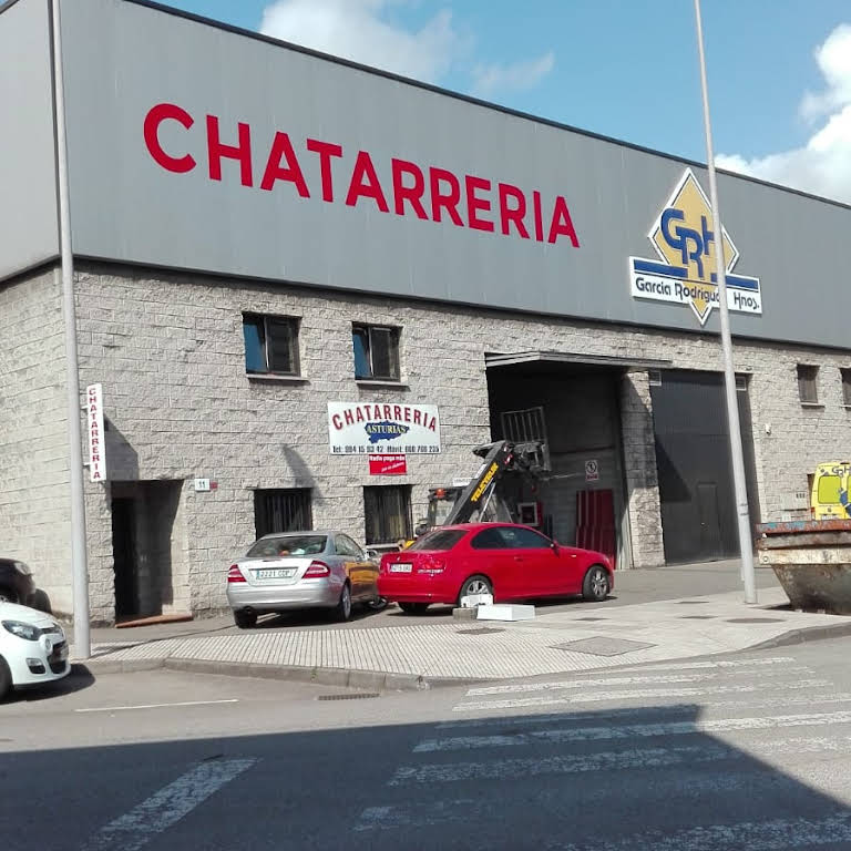 Chatarreria Asturias Chatarreria En Gijon