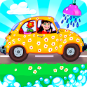 A FREE Car Wash Game - For Kids icon