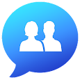 Free Random Chat & Meet new People - Stranger Chat icon