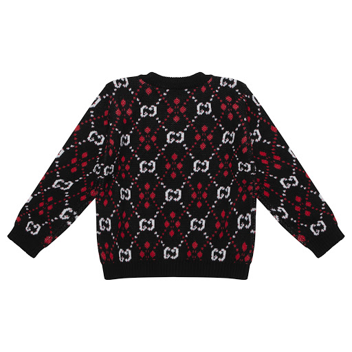 Thumbnail images of Gucci Patterned Sweater