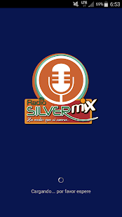 Radio Silver Mix: miniatura da captura de tela