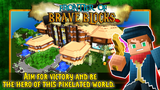 Frontier of Brave Blocks