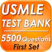 USMLE TEST BANK 5500 QUIZ lite