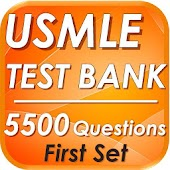 USMLE TEST BANK 5500 QUIZ lite